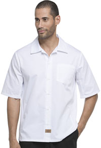 Dickies Chef Unisex Cool Breeze Shirt White (DC61-WHT)