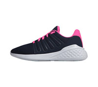 K-Swiss DISTRICT Navy, Neon Pink (DISTRICT-NNP)