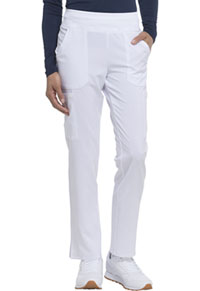 Natural Rise Tapered Leg Pull-On Pant (DK005P-WTPS)