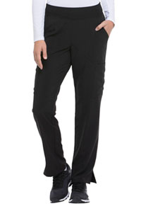 Dickies Natural Rise Tapered Leg Pull-On Pant Black (DK005-BAPS)