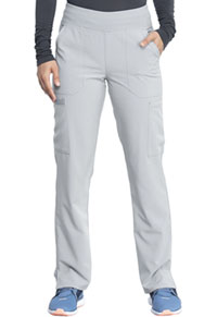 Dickies Natural Rise Tapered Leg Pull-On Pant Grey (DK005-GRY)
