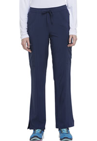 Mid Rise Straight Leg Drawstring Pant (DK010P-NYPS)