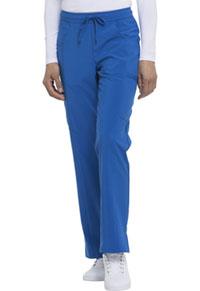 Mid Rise Straight Leg Drawstring Pant (DK010P-RYPS)