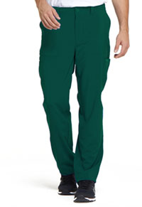 Dickies Men's Natural Rise Drawstring Pant Hunter Green (DK015-HNPS)