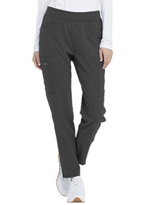 Dickies Mid Rise Tapered Leg Pull-on Pant Pewter (DK030-PWT)