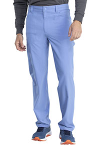 Dickies Men's Natural Rise Straight Leg Pant Ciel Blue (DK055-CIE)