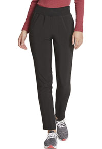 Dickies Mid Rise Tapered Leg Pull-on Pant Black (DK090-BAPS)
