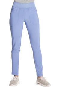 Every Day EDS Essentials Mid Rise Tapered Leg Pull-on Pant (DK090-CIPS) (DK090-CIPS)