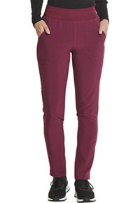 Dickies Mid Rise Tapered Leg Pull-on Pant Wine (DK090-WNPS)