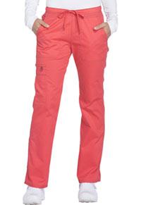 Dickies Low Rise Straight Leg Drawstring Pant Hibiscus (DK100-HIBI)