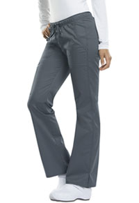 Dickies Low Rise Straight Leg Drawstring Pant Light Pewter (DK100-PEWZ)