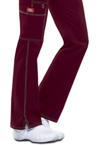 Dickies Low Rise Straight Leg Drawstring Pant D-Wine (DK100-WINZ)