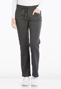 Mid Rise Straight Leg Drawstring Pant (DK106T-PWT)