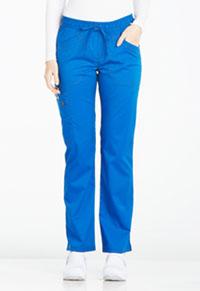 Mid Rise Straight Leg Drawstring Pant (DK106T-ROY)