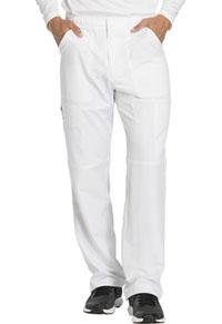 Men's Zip Fly Cargo Pant (DK110S-WHT)