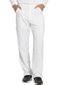 Men's Zip Fly Cargo Pant (DK110T-WHT)