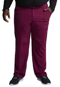Dickies Men's Zip Fly Cargo Pant Wine (DK110-WIN)