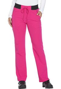 Dickies Mid Rise Straight Leg Drawstring Pant Hot Pink (DK112-HPKZ)