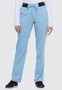 Dickies Mid Rise Straight Leg Drawstring Pant Sky (DK112-SKYZ)