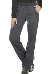 Dickies Dynamix Mid Rise Straight Leg Pull-on Pant (DK120P-PWT) (DK120P-PWT)