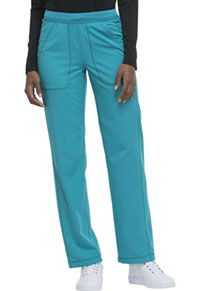 Mid Rise Straight Leg Pull-on Pant (DK120P-TLB)