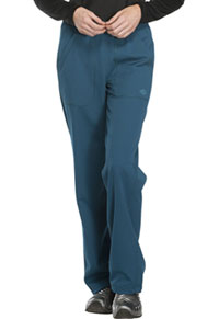 Mid Rise Straight Leg Pull-on Pant (DK120T-CAR)