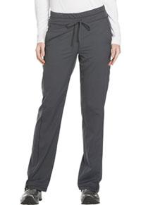 Mid Rise Straight Leg Drawstring Pant (DK130P-PWT)