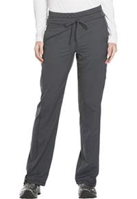 Dickies Mid Rise Straight Leg Drawstring Pant Pewter (DK130-PWT)