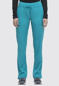 Dickies Mid Rise Straight Leg Drawstring Pant Teal Blue (DK130-TLB)
