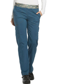 Mid Rise Tapered Leg Pull-on Pant (DK140T-CAR)