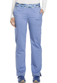 Mid Rise Tapered Leg Pull-on Pant (DK140T-CIE)
