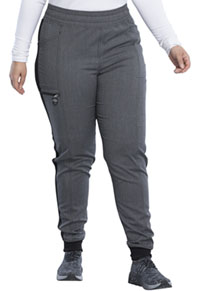 Dickies Mid Rise Jogger Pant Heather Steel (DK155-HTSE)