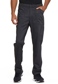Dickies Men's Natural Rise Straight Leg Pant Onyx Twist (DK180-ONXT)
