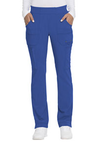 Advance Mid Rise Tapered Leg Pull-on Pant (DK195-ROY) (DK195-ROY)
