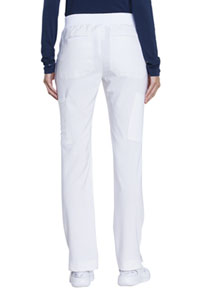 Dickies Mid Rise Tapered Leg Pull-on Pant White (DK195-WHT)