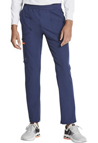 Dickies Men's Mid Rise Pull-on Cargo Pant Navy (DK225-NAV)