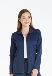 Essence Warm-up Jacket (DK302-NAV) (DK302-NAV)