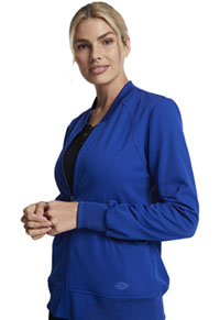 Zip Front Warm-up Jacket (DK330-GAB)