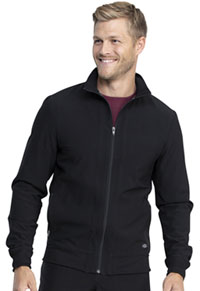 Retro Men's Warm-up Jacket (DK360-BLK) (DK360-BLK)
