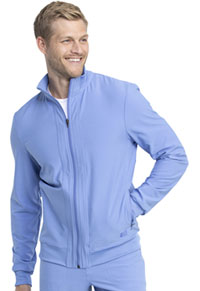 Dickies Men's Warm-up Jacket Ciel Blue (DK360-CIE)