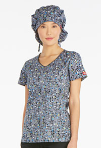 Dickies Bouffant Scrub Hat That's What I Dot (DK500-THDT)
