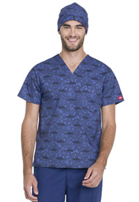 Dickies Scrubs Hat Shark Week (DK501-SHWK)
