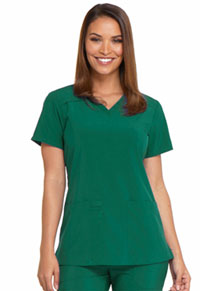 Every Day EDS Essentials V-Neck Top (DK615-HNPS) (DK615-HNPS)