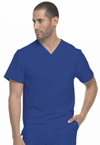 EDS Essentials Men's V-Neck Top (DK635-GAB) (DK635-GAB)