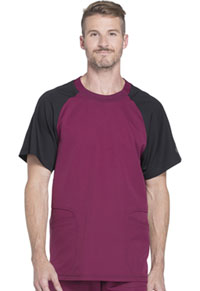 Dickies Men's Crew Neck Top Wine (DK670-WIN)