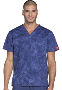 Dickies Men's V-Neck Top What's Your Point? (DK725-WAYP)
