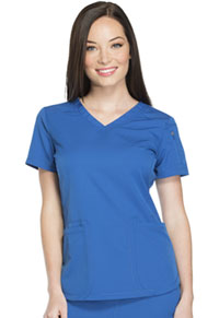 Dickies V-Neck Top Royal (DK730-ROY)