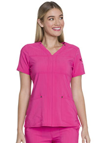 Advance V-Neck Top (DK760-HPKZ) (DK760-HPKZ)