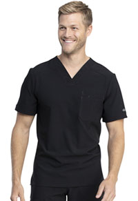 Dickies Men's Tuckable V-Neck Top Black (DK810-BLK)