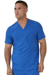 Dickies Men's V-Neck Top Royal (DK930-ROY)